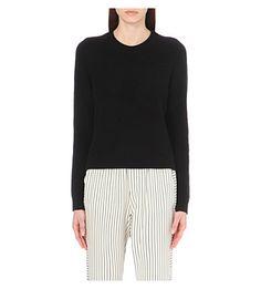 RAG & BONE Valentina Cropped Cashmere Jumper. #ragbone #cloth #knitwear