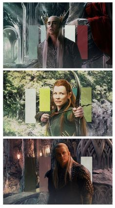 Elves of Mirkwood