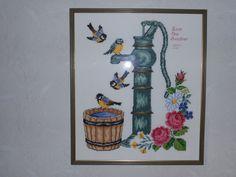 My water pump birds