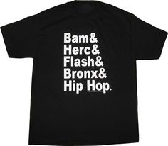 """ISB Products Ill Street Blues Hip Hop Foundation T-Shirt - Small - Black. A great item and gift for all real hip hop music enthusiasts around the world!. Dedicated to Hip Hop pioneers Afrika Bambaataa, DJ Kool Herc, and Grandmaster Flash. 6 oz., 100% Pre-Shrunk Cotton with Silk-Screening Print. Size Chart (Chest Width) Small-18"""", Medium-20"""", Large-22"""", XL-24"""", 2X-26"""", 3X- 28"""", 4X-30"""". High Quality and Durable Tee!."""