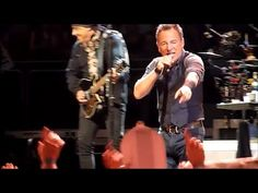 ▶ Bruce Springsteen - Friday On My Mind - YouTube
