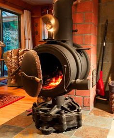 1000 Images About Unusual Stoves On Pinterest Wood