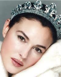 1937 Cartier aquamarine tiara made for the coronation of George VI