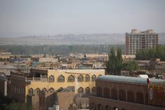 And now, a final look at Kashgar's old city.