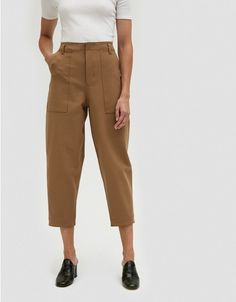 Don't mind me, just trying to find the perfect pair of pants here