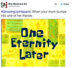 "On Wednesday, the hashtag <a href=""https://twitter.com/hashtag/growinguphispanic?data_id=tweet%3A748279300533686274&vertical=default&src=tren"" target=""_blank"">#GrowingUpHispanic</a> began trending number one on Twitter. It got real."