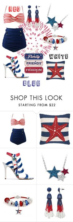 """""""Untitled #349"""" by tanya-moody ❤ liked on Polyvore featuring Aperlaï and Bling Jewelry"""