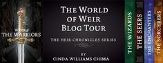 Music playlist inspired by The Warrior Heir by Cinda Williams Chima