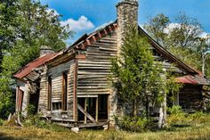 The old homeplace has seen better days