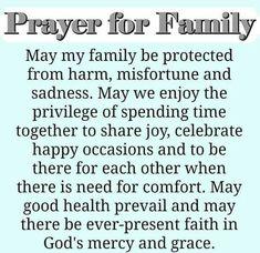A family prayer faith prayer family quotes family prayers family blessings Prayer Scriptures, Bible Prayers, Faith Prayer, God Prayer, Prayer For Courage, Thankful Prayers, Catholic Prayers Daily, Prayers Of Encouragement, Prayer For Guidance