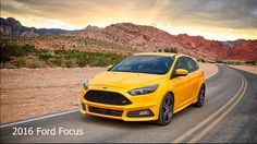 2016 Ford Focus at Paul Clark Ford Serving Hilliard Yulee and Jacksonville FL