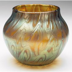 Loetz Phanomen Genre 7499 vase