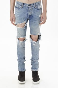 Fear of God 4th collection denim