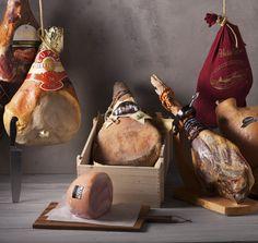 #globus #savoirvivre #deli #delicatessa #food #patanegra #meat Shops, Deli, Ham, Good Food, Recipes, Gifts, Cooking Recipes, Tents, Presents