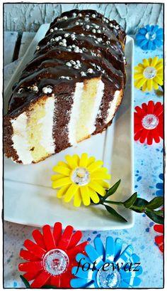 Polish Desserts, Polish Recipes, Cookie Recipes, Dessert Recipes, First Communion Cakes, Sweets Cake, Dessert Bread, Thanksgiving Desserts, Homemade Cakes