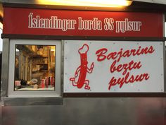 Destination 7 Continents: Where to Eat Hot Dogs in Iceland | Travel + Leisur...