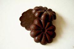 FLEUR DE CAFE - Pastilles de Chocolat noir au Café Arabica