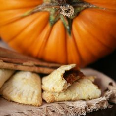 Pumpkin Empanada - Hispanic Kitchen
