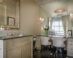 Bevelled Mirror Design, Pictures, Remodel, Decor and Ideas - page 11