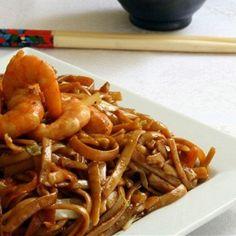 Лапша с креветками рецепт – китайская кухня: паста и пицца. «Афиша-Еда»