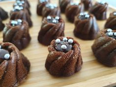 Cookies, Chocolate, Cake, Mini, Blog, Bon Appetit, Envy, Chocolate Fondant, Crack Crackers