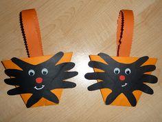 Chez Fantômette: Petit sac araignée pour Halloween