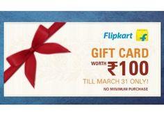 ICICI Bank Mobile Banking Free Flipkart Gift Voucher Offer
