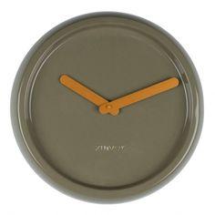 Botanic Stijl Studio | Klok Ceramic Time | Eijerkamp #wooninspiratie #interieur #zuiver