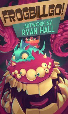 Frogbillgo Banner by Ryan Hall