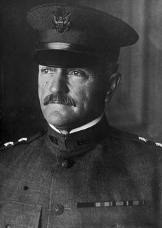 General Pershing was the allied general during WWI.  The USA awarded him the highest rank General of the Armies