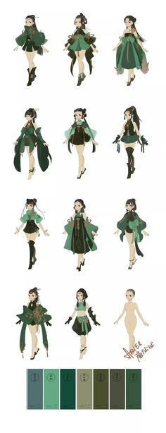 Fashion Drawing Dresses, Fashion Sketches, Character Outfits, Character Art, Forest Design, Fantasy Dress, Anime Costumes, Drawing Clothes, Anime Outfits