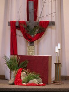 altar decorations for pentecost | ... -122.21569,47.759637 #styleMap/photo/5202405820 Pentecost Altar