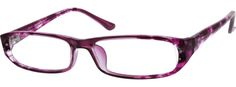 Order online, women purple full rim acetate/plastic rectangle eyeglass frames model #279517. Visit Zenni Optical today to browse our collection of glasses and sunglasses.