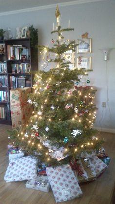 Christmas tree 2011, Denmark.