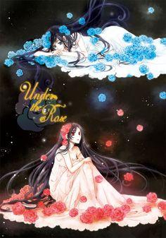 Tags: Anime, Diva, Blood+, Sisters, Otonashi Saya, Blue Flower