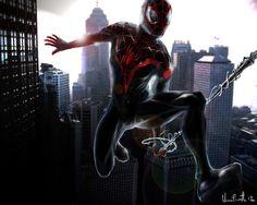 Image from http://fc05.deviantart.net/fs70/i/2012/282/2/d/miles_murales_spider_man_by_masshi128-d5hc6dh.jpg.
