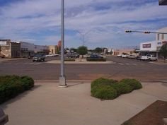 Downtown Rotan, Texas