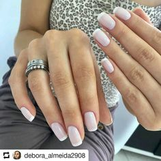 faded french nails With Diamonds - faded french nails With Di. - faded french nails With Diamonds – faded french nails With Diamonds - French Nails, French Manicure Nails, Manicure Colors, Nail Colors, Gorgeous Nails, Fabulous Nails, Cute Nails, Pretty Nails, Hair And Nails