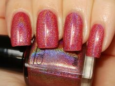 Copper from Glitter Gals 3D collection