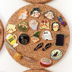 """""""Adding to my HP board like it's my job! ⚡⚡⚡ I kind of want to make my own wizarding pin! Kawaii, Harry Potter Pin, Jacket Pins, Cat Pin, Cool Pins, Pin And Patches, Stickers, Pin Badges, Lapel Pins"""