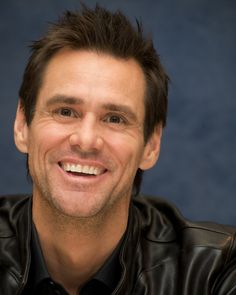 Jim Carrey.  Very talented guy!  He can be over the top funny and but also deepy dramatic when he wants to be.
