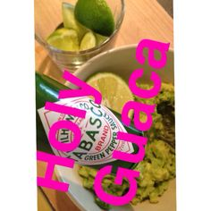 Guacamole / food / oppskrifter