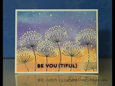 Peerless Watercolor Dandelions and GIVEAWAY!