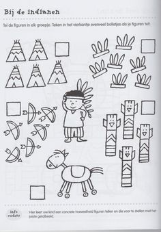Crafts,Actvities and Worksheets for Preschool,Toddler and Kindergarten.Lots of worksheets and coloring pages. American Indian Art, American Indians, Carnival Crafts, Indian Theme, Indian Crafts, Cowboys And Indians, Child Day, Worksheets For Kids, Classroom Activities