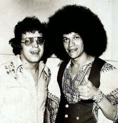 Hector Lavoe y Montedgardo