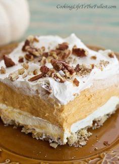 Layered+Pumpkin+Lasagna+Dessert