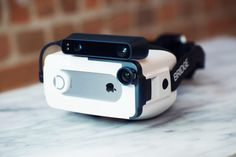 The Bridge Headset Powers Up iPhone VR With  Positional Tracking #ITBusinessConsultants