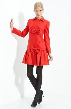 Amanda Style: The Red Queen's Coat
