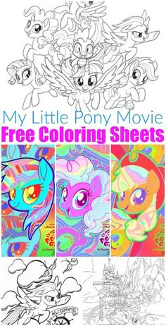 My Little Pony Color