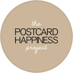 Postcard happiness / Spreading postcard happiness one postcard at a time.